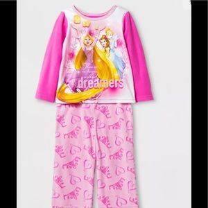 Disney Princes Pj & clothes set